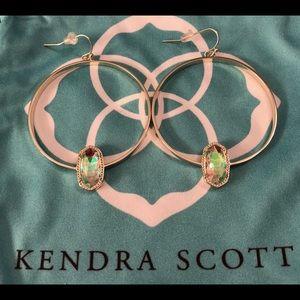 Kendra Scott Dichroic Glass Eloras
